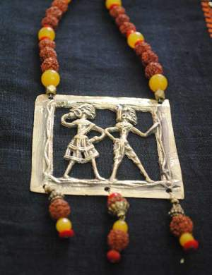 Dhokra Necklace Collection
