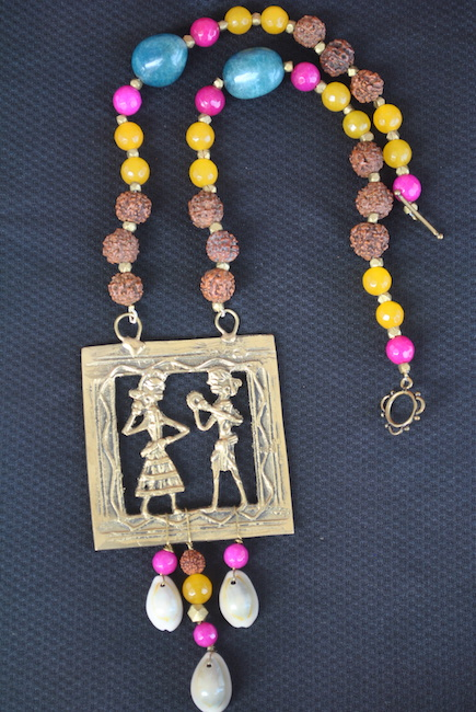 img10b Rustic Charm of Tribal Jewellery in the form of Elegant Designs