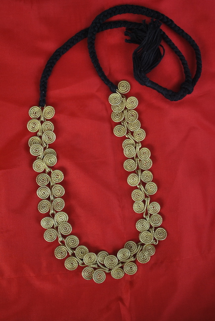img3c Rustic Charm of Tribal Jewellery in the form of Elegant Designs