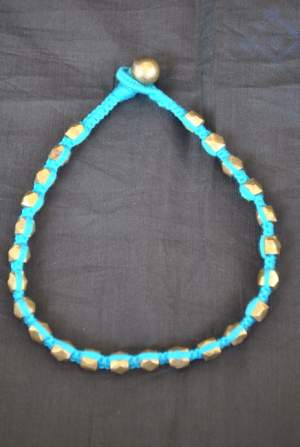 Hand-crafted-dokra-anklet-11-300x447 Trendy Handmade Anklets from Vipakka To Stay Up To Date
