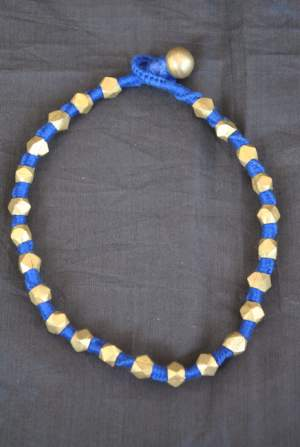 Hand-crafted-dokra-anklet-12-300x447 Trendy Handmade Anklets from Vipakka To Stay Up To Date
