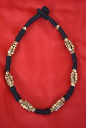 Hand-crafted-dokra-anklet-19-300x447 Trendy Handmade Anklets from Vipakka To Stay Up To Date