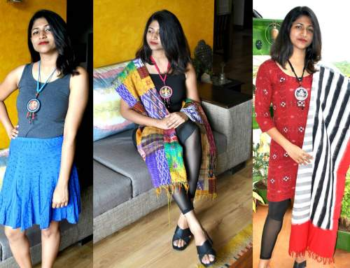 5 Amazing ways to style your Pattachitra Necklace  – Tradition meets Trend