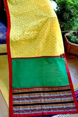 Handcrafted-premium-cotton-dupatta-or-stole-for-summer14-300x447 Handcrafted cotton dupatta summer collection -VD00069