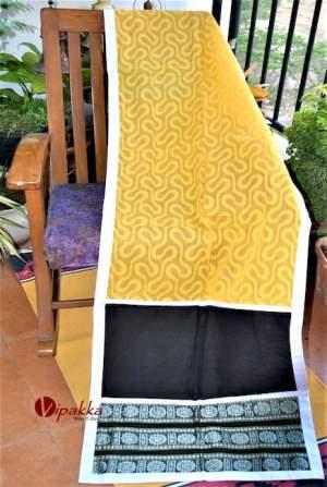 Handcrafted-premium-cotton-dupatta-or-stole-for-summer3-300x447 Handpainted Patachitra Motif Design Kurti - VK00017