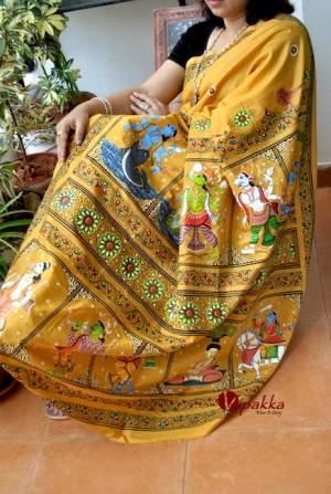 handpainted-patachitra-cotton-and-silk-saree-vipakka-12-300x447 Product By Category