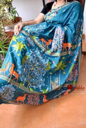 handpainted-patachitra-cotton-and-silk-saree-vipakka-14-300x447 Product By Category