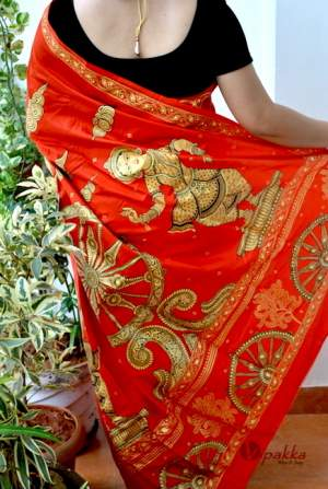 handpainted-patachitra-cotton-and-silk-saree-vipakka-4-1-300x447 Product By Category