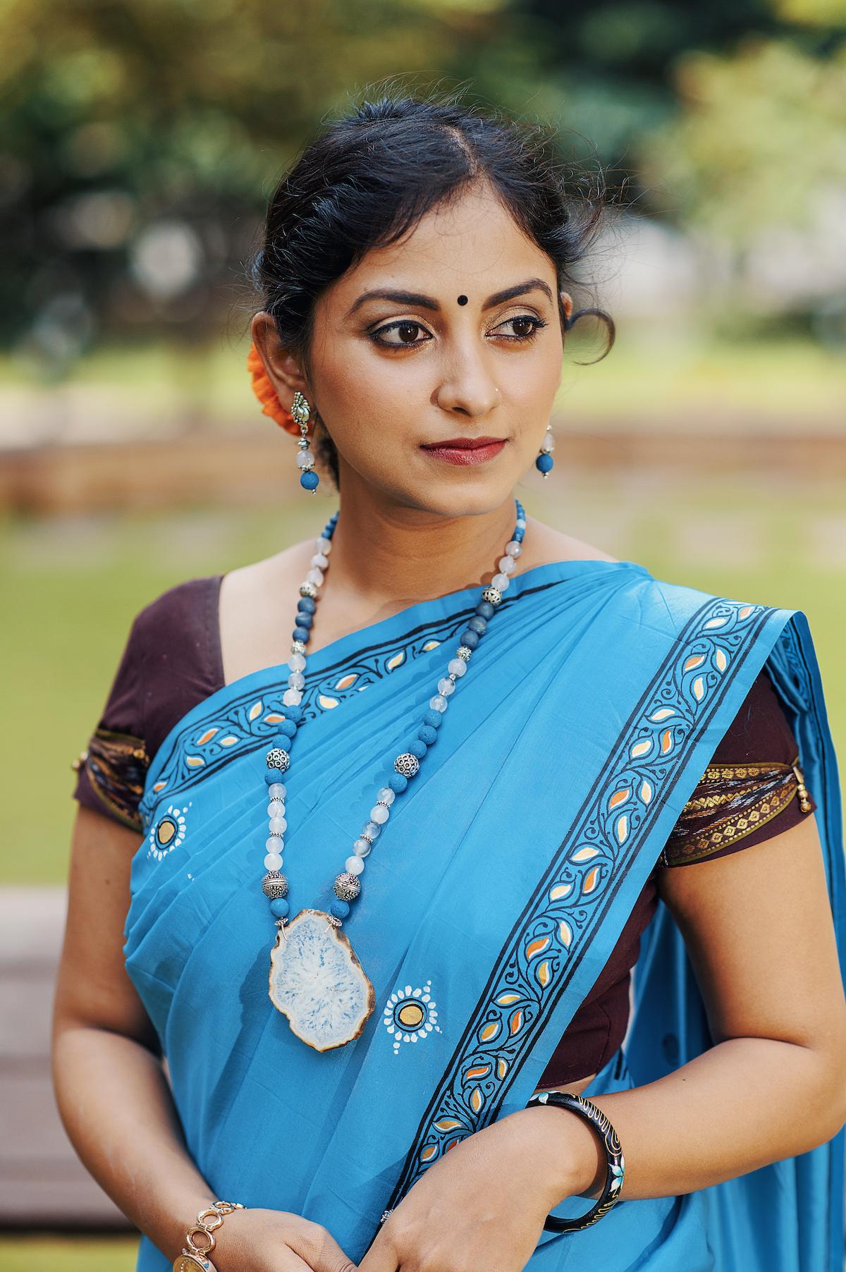 Vipakka-sarees Shop The Look
